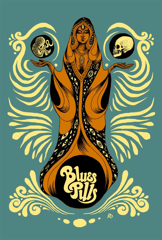 Blue Pill Goddess